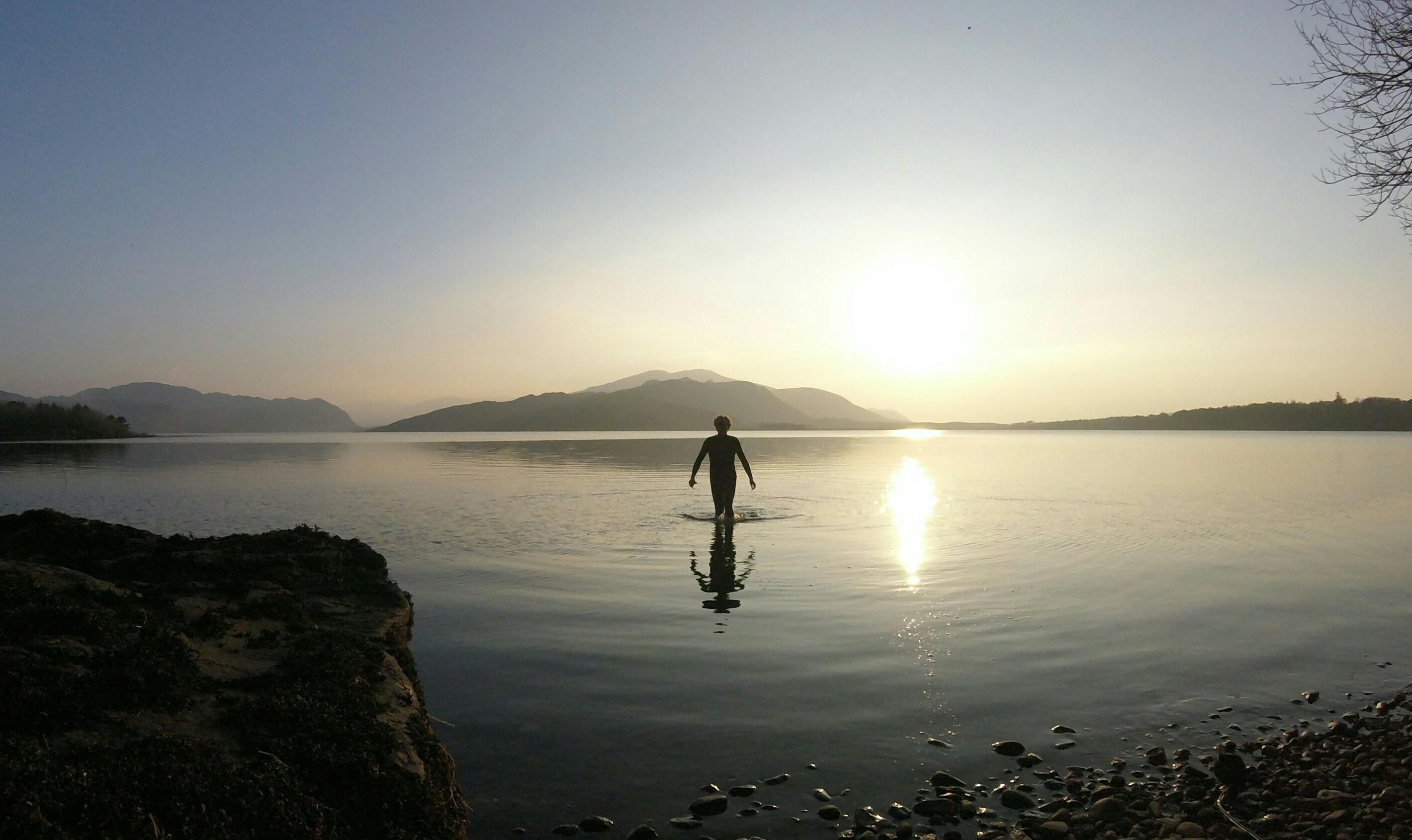 wild swimming in Kerry